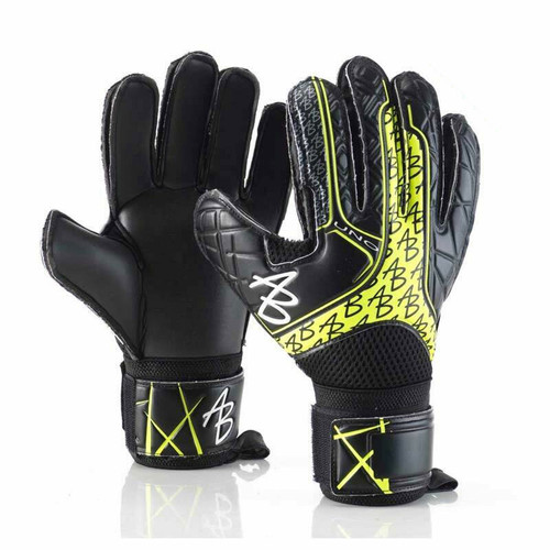AB1 Impact Uno Flat Cut Soft Kids Goalkeeper Gloves