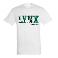 Aberdeen Lynx Jungle Print T-Shirt