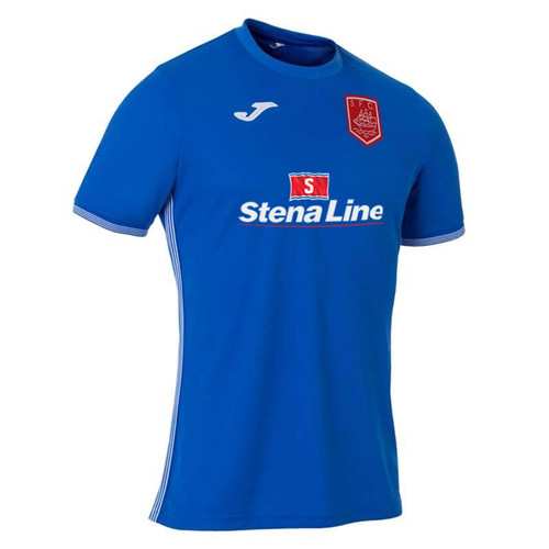 Stranraer FC - Anniversary Home Shirt 2020/21 - Joma