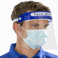 Face Splash Shield