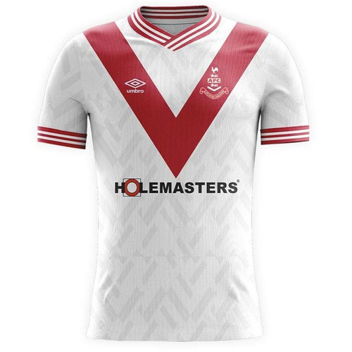Airdrieonians home shirt 2020/21 - Umbro
