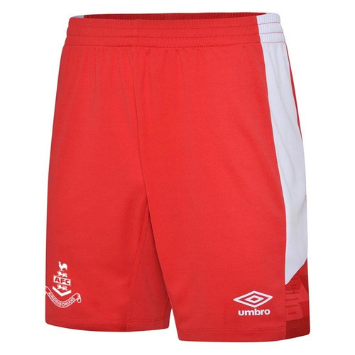 Football Shorts - Airdrieonians Home 2020/21 - Umbro