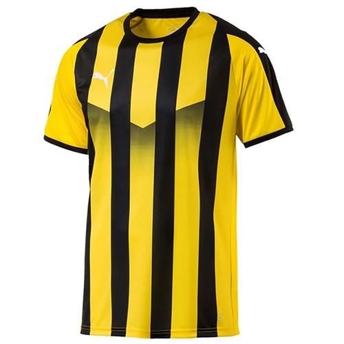 Puma Liga Striped Football Shirt