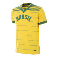 Brazil Retro Home Shirt 1984