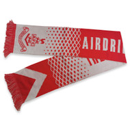 Airdrie FC Supporters Scarf