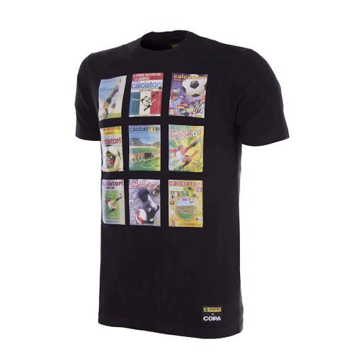 Copa Panini Calciatori Covers T-Shirt