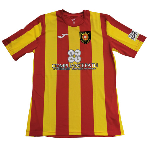 Albion Rovers Kids Home Shirt 2020/22