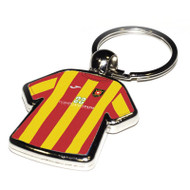 Albion Rovers Home Shirt 20/21 Keyring