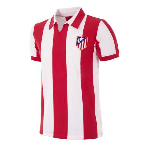 Atletico Madrid Retro Home Shirt 1970/71
