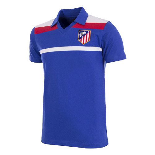 Atletico Madrid Retro 3rd Shirt 1986