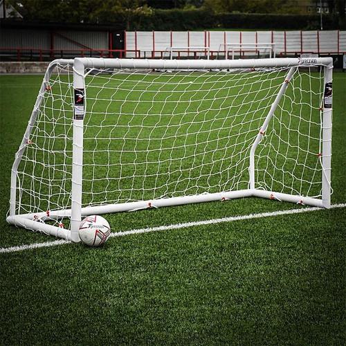 Precision Match 8 x 4 Goal Posts