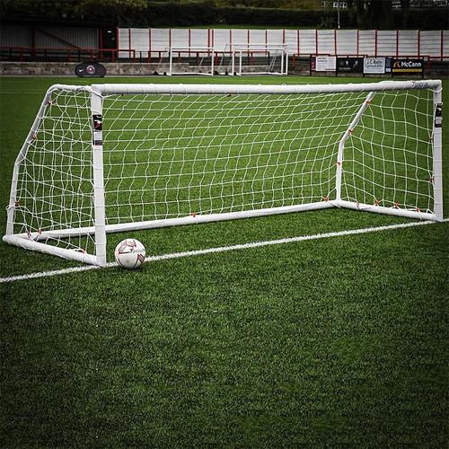 Precision Match 12 x 4 Goal Posts