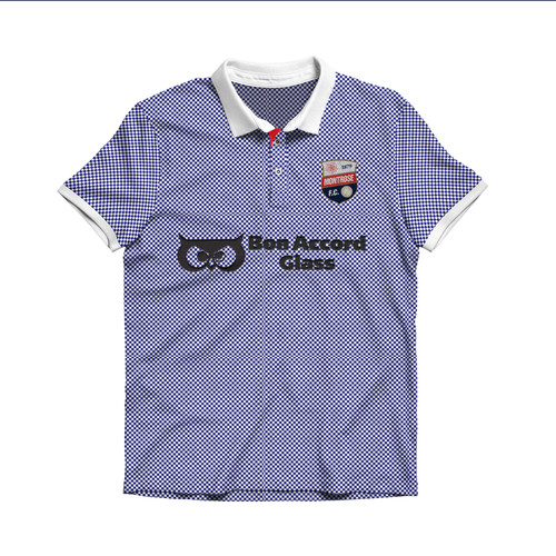 Montrose Retro Home Shirt 1990/92