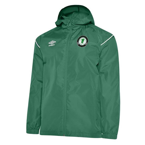 Eriskay FC Hooded Rain Jacket