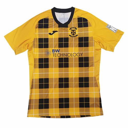 East Fife Home Shirt 2020/22