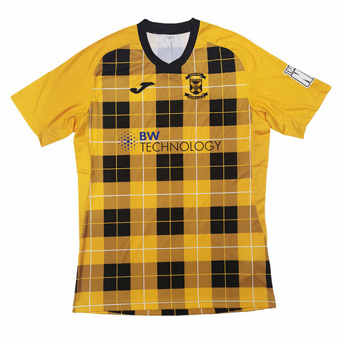 East Fife Home Shirt 2020/22