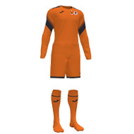 Lasswade High School Goalkeeper Kit (Adult Sizes)