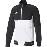 adidas Tiro 17 Black/White Presentation Jacket