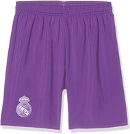 Real Madrid Kids Away Shorts 2016/17 (Clearance)