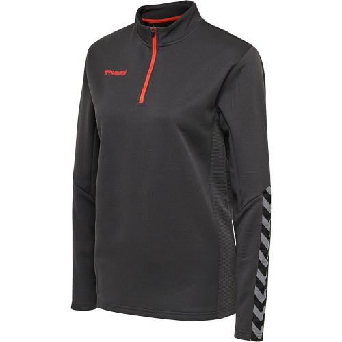 Hummel Authentic Women's Half Zip Sweatshirt