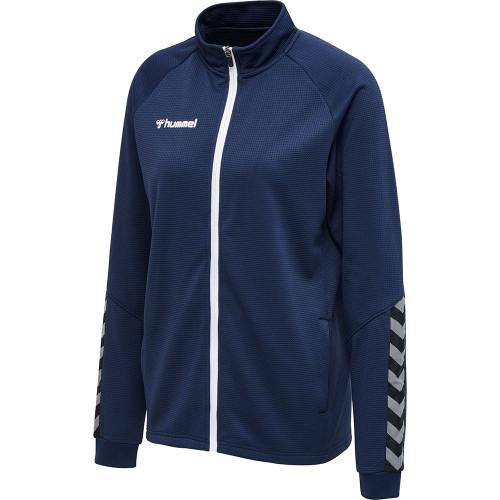 Hummel Authentic Women's Poly Zip Jacket