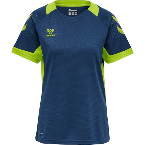 Hummel Lead Poly Women's Football Shirt