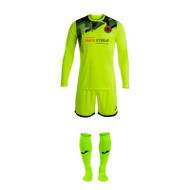 North Berwick FC Away Goalkeeper Set