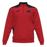 North Berwick FC Kids 1/4-Zip Sweatshirt