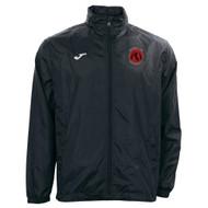 North Berwick FC Kids Rain Jacket