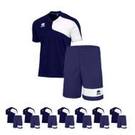 Errea Marcus Shirt & Shorts x8 Kit Set (Clearance)