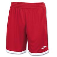Joma Toledo Kids Red Football Shorts (Clearance)