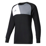 adidas Assita 17 Goalkeeper Jersey (Black)