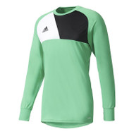 adidas Assita 17 Kids Energy Green Goalkeeper Jersey (Clearance)