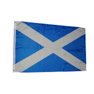 Official Scotland Flag