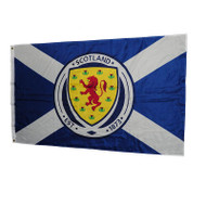 Official Scotland Crest Flag