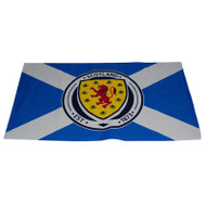 Official Scotland Crest Bath Towel