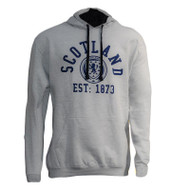 Official Scotland Crest Hoodie (Grey)