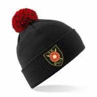 Albion Rovers Pom Beanie Hat