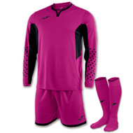 Joma Zamora III Pink Goalkeeper Set (Clearance)