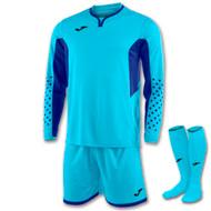 Joma Zamora III Turquoise Goalkeeper Set (Clearance)