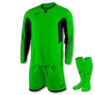 Joma Zamora III Green Goalkeeper Set (Clearance)