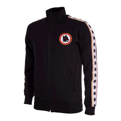 A.S Roma Jacket (Black)