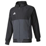 adidas Tiro 17 Black Presentation Jacket (Clearance)