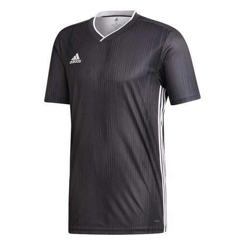 Teamwear Football Shirts - adidas Tiro 19 - Solid Grey/White
