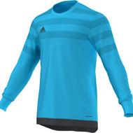 adidas Entry 15 Aqua Goalkeeper Shirt