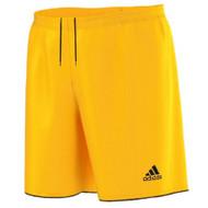 adidas Parma II Yellow Football Shorts