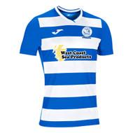 St Cuthbert Wanderers FC Home Shirt