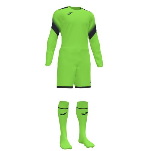 Goalkeeper Kits - Joma Zamora V Set - Green Fluor - Teamwear (Clearance)