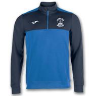 Leithen Vale Sports Club Kids 1/4-Zip Sweatshirt