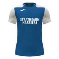Strathearn Harriers Mens Shirt (Royal)